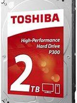 "TOSHIBA HDD 3.5"" 2TB P300 HDWD120UZSVA"