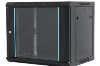 POWERTECH καμπίνα rack NETW-0001, 600 x 450 x 500mm, 9U